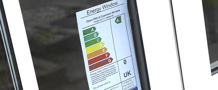 Window energy rating